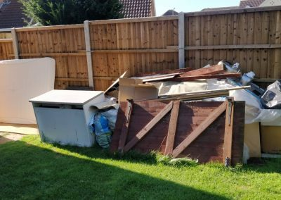 garden clearance rubbish removal worcester before